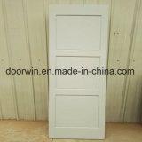 Entrée de style américain portes Portes intérieures porte coulissante finis en bois