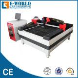 Máquina de estaca padrão do laser da fibra do aço inoxidável da liga do Ce 500W 1000W