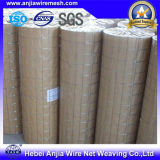 DIP quente Galvanized Welded Wire Mesh para Construction com (CE e GV)