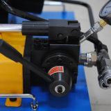 Máquina de friso da mangueira hidráulica de alta pressão manual portátil da condição do ar de Finlandia da potência do Finn