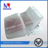 Пластиковый Ninger крысы и мыши стопорное ловушки для семьи с помощью легко установить
