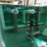4mmは8mm 19mmm Lamiantedによって和らげられる構築ガラスを取り除き、着色した