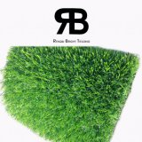 30mmの景色の庭のための総合的な人工的な草の装飾