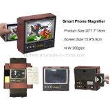 Mini TV Smartphone DIY Amplificateur loupe d'écran de téléphone mobile