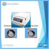 Centrifugeuse de laboratoire de l'hématocrite à grande vitesse (YJ-TDH12)