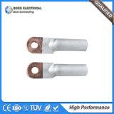 Le câble électrique Non-A isolé le cuivre de cosse de fiche et le terminal d'aluminium