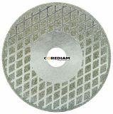 Lâmina de Corte Diamante Circular Electroplated