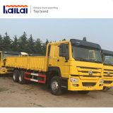 Sinotruck HOWO 10のタイヤ6X4トラック20トンの貨物