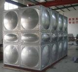 Traitement de mémoire de l'eau de réservoirs d'eau d'acier inoxydable