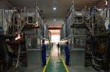 Turbina de Gas de la celulosa El Papel de filtro