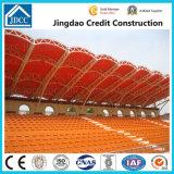 Estructura de acero marca personalizada Jdcc Gimnasio Deporte de la construcción de la construcción