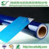 Película protetora de PE/PVC/Pet/PP para a placa de alumínio da placa/Plástico do perfil