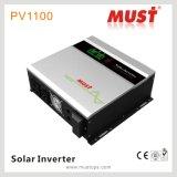 12V 1400va se dirigen el inversor solar la monofásico del uso