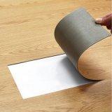 4mm 자연적인 목제 효력 Lvt PVC 비닐 제동자 지면 도와