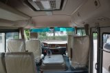 Minibus rural de Rosa de caboteur de Toyota de longueur de 6 M avec la base de roue 3300mm