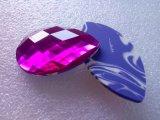 カスタムロゴのダイヤモンドの形の構成のスポンジの柔らかく装飾的なパフ