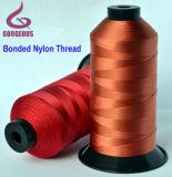 210d/3 (V69), 보세품 나일론 스레드, 100% 나일론, 접착되는, 420g/Cone