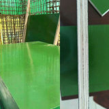 織り目加工のフィルムは合板の滑り止めのすべり止めの構築に直面した