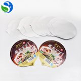 Coperchio di vendita caldo del di alluminio per l'imballaggio del yogurt