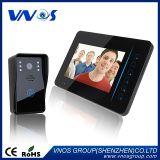 """7"""" TFT 2.4G Wireless Video Portero intercomunicador Timbre Monitor de la cámara de seguridad del hogar"""