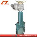 China ha hecho el precio bajo eléctrico de vapor con un actuador de válvula de compuerta
