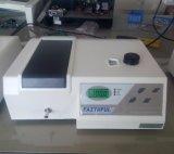 Espectrofotómetro visible, instrumento de laboratorio con CE