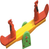 Vendas quentes Baby Rider Toys Plastic Seesaw
