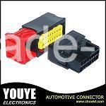 Schakelaar van de Kabel van Windon van de Macht van de Fabriek van de Uitrusting van de Draad van Youye de Automobiel voor Peugeot Auto