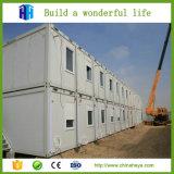 Geprefabriceerd Staal die het Prefab Moderne Halfvrijstaand huis van Huizen bouwen