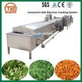 Bleichender Maschinen-/Immersion-Riemen-Gemüsebleicher, der System kocht
