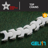 1701 1701-Tab cadena de plástico para el caso de la quilla Transportadores