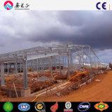 Edificio económico de la estructura de acero (SSW-248)