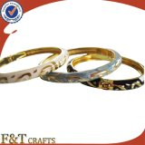 Fashion Lady Bracelet Zinc Alloy PRO- Enamel Metal Bracelet
