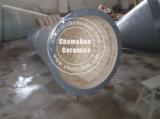 摩耗の保護のための耐久力のある陶磁器の並べられた管