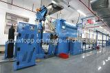 Máquina física de la fabricación de cables de la Piel-Espuma-Piel que hace espuma