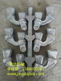 アルミニウム部品の傾きはダイカスト機械Jd-650-75AアルミニウムConpoments鋳造を