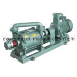 Aceite del transformador de deshidratación de la bomba de vacío de bucle de líquido