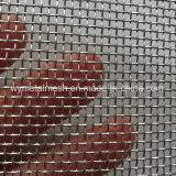 Fils en acier inoxydable de dépistage de la fenêtre de maillage utilisée à la Villa, Bulletproof/l'écran de moustiques