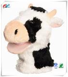 De 10-duim van de Marionet van de koe voor het OnderwijsStuk speelgoed van Kinderen