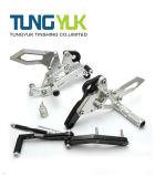 Части мотоцикла сделанные частей CNC подвергая механической обработке