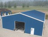 Camera chiara prefabbricata rispettosa dell'ambiente della struttura d'acciaio (KXD-119)