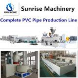 Pipe en plastique de PVC faisant la machine