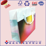 Silk шарфы упаковывая бумажный мешок