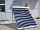 Pressre Calentador de agua solar Energía