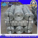Rete fissa galvanizzata del campo annodata ferro della rete metallica per materiale da costruzione