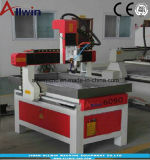 6090 4 axes CNC Router machine 3D
