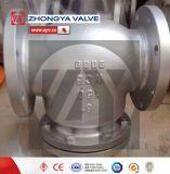 API ANSI 150lb de Industriële Klep Uit gegoten staal van de Controle Wcb