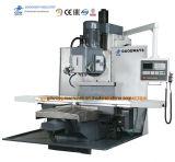 El moler vertical universal del taladro del metal del CNC y perforadora para la herramienta de corte X7136