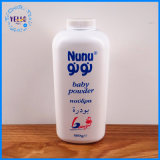 Bottiglia di plastica di imballaggio di plastica del recipiente di plastica per la polvere di talco del bambino