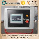 セリウムの軽食の機械装置の沈殿する小さいチョコレートチップス作る機械(QDJ600)を